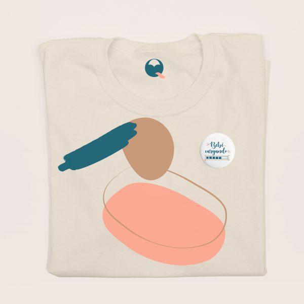 chapa-bebé-cargando-camiseta