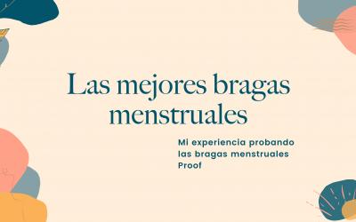Las mejores bragas menstruales 2021 (España)